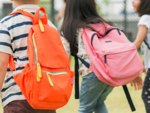 4 dicas para animar os pequenos na volta às aulas