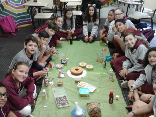 Comemoração do Dia do Folclore