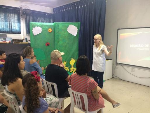 Reunião de Pais - Educação Infantil