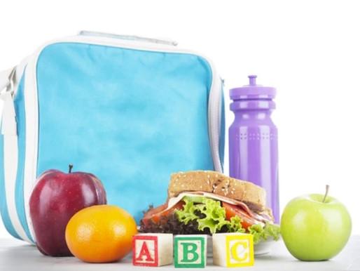 Alimentação: 5 dicas para montar uma lancheira saudável