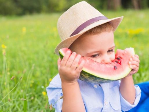 Como incentivar a alimentação saudável entre as crianças?