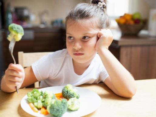 Seu filho não come verduras e legumes? Veja o que fazer!