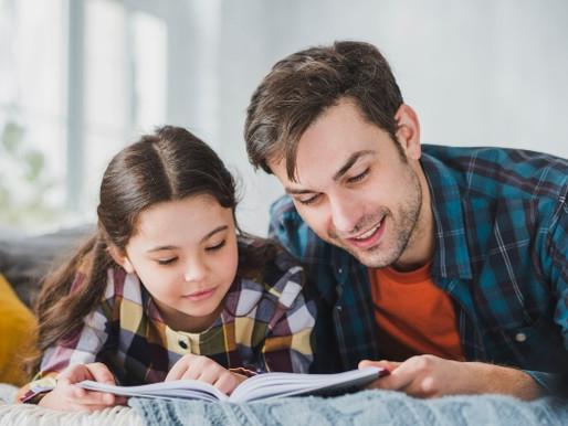 Por que devemos ler para as crianças?