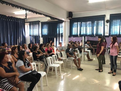Reunião dos Pais - Ensino Fundamental e Médio