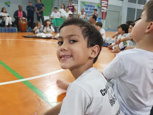 torneio de Capoeira na Fefis