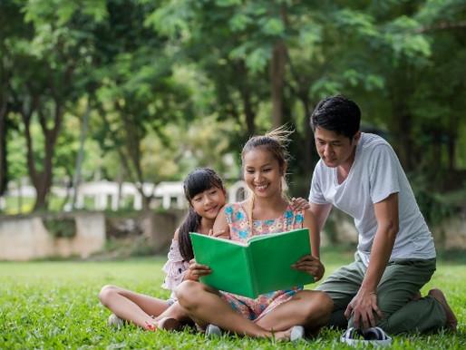 Como os pais podem ajudar na alfabetização?