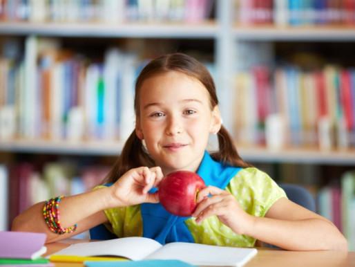 Educação do paladar: Alimentação saudável na escola