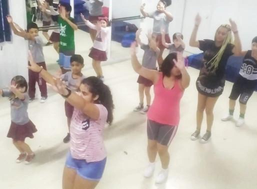 Dança de rua - Cursos Extracurriculares