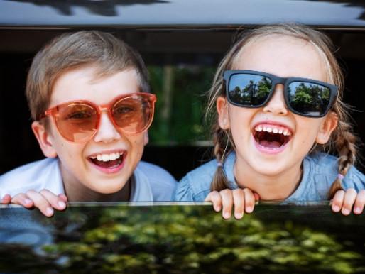 5 brincadeiras para fazer no carro com seu filho