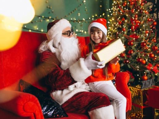 História do Sonho do Papai Noel: Conto para as crianças
