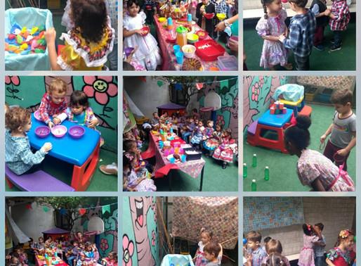 Festa Junina Educação Infantil