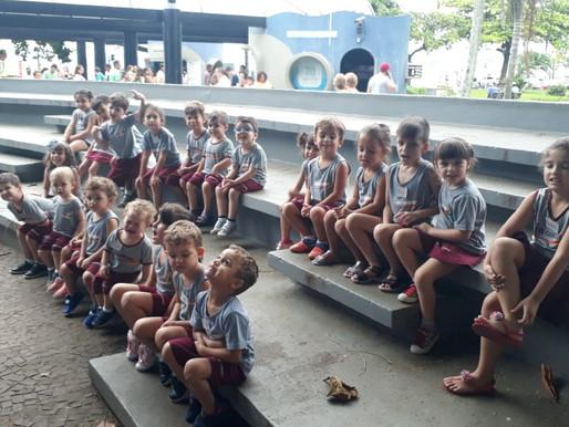 Férias na Escola Novos Caminhos