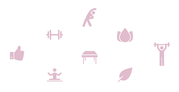 Health & Fitness Categories and Professionals Departments