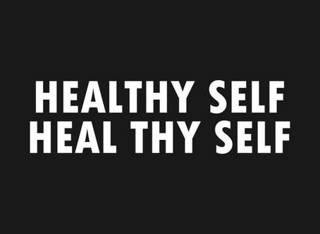 Heal | Thy | Self