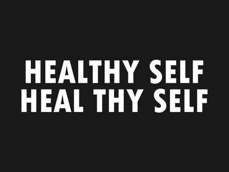 Heal | Thy | Self