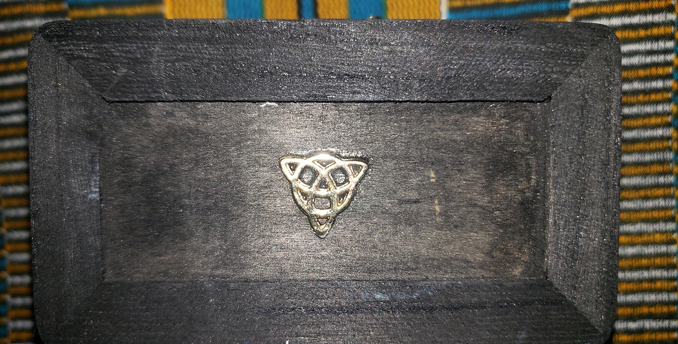 Intention Box w/Triquetra charm