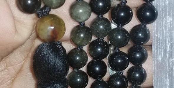 Goldsheen Obsidian