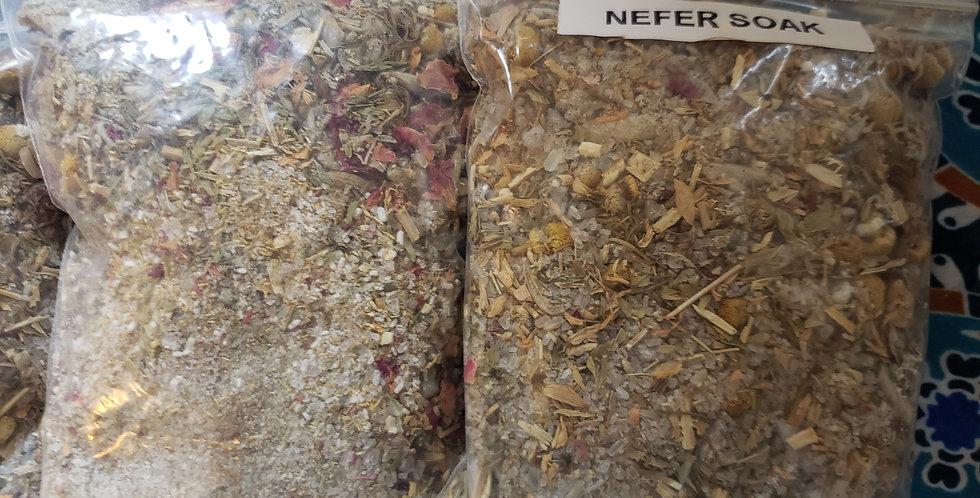 Nefer Soaks & Steams