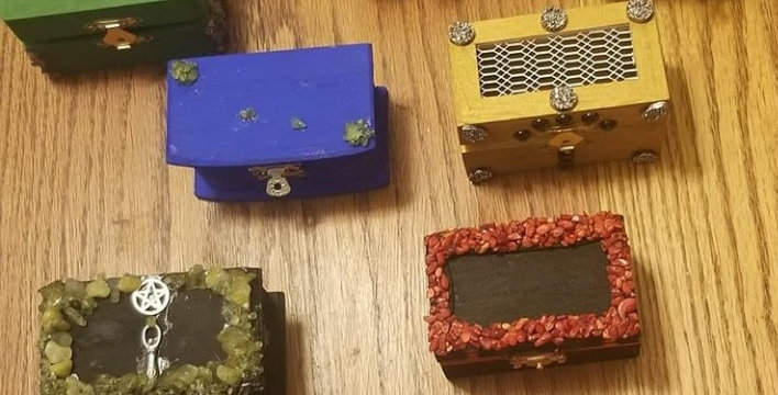 Intention Boxes