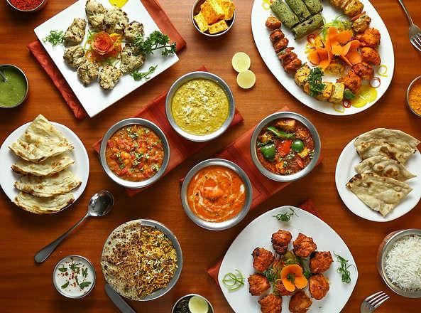 The Clicker Guy - Food photography - Flatlay - Hotel Shalimar