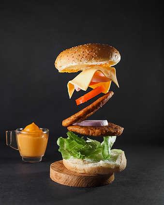 The Clicker Guy - Food photography - Urban Burger