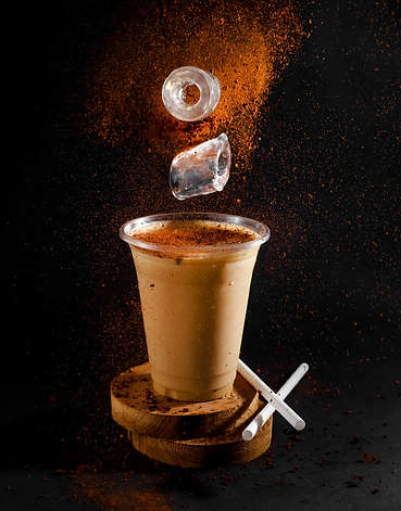 The Clicker Guy - Beverage photography - Cold Coffee-Urban Burger