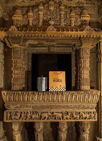 Ahmedabad Lauch - UberEats