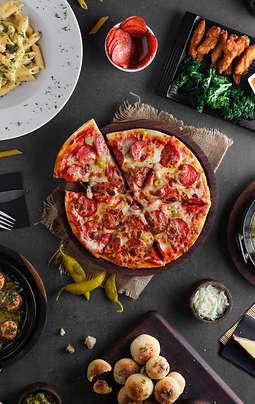 The Clicker Guy - Food photography - Flatlay - Pi Pizzeria