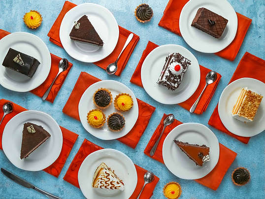 The Clicker Guy - Food photography - Flatlay - The Bakerie - Hotel Shalimar