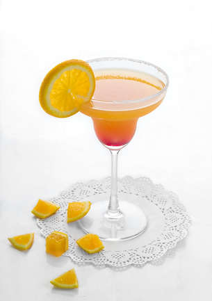 The Clicker Guy - Food photography - Orange Martini