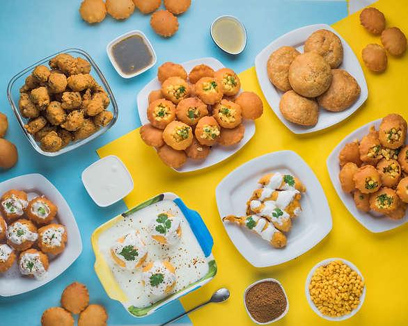 The Clicker Guy - Food photography - Flatlay - Gurukripa