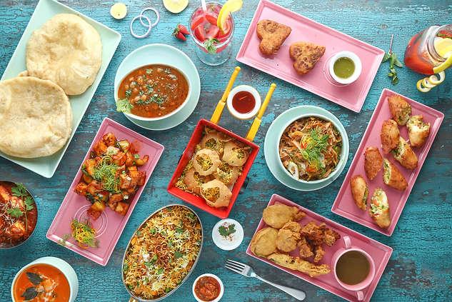The Clicker Guy - Food photography - Flatlay - Kailash Parbat