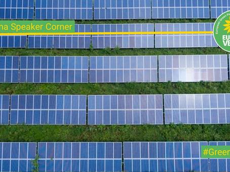Il fantasma dell'innovazione green finalmente si aggira per l'Europa