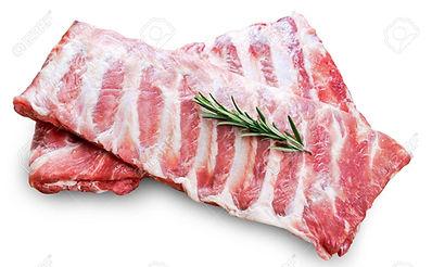 63237763-raw-pork-ribs-with-a-rosemary-i