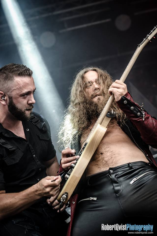 Anders, Samuel and the stick of love