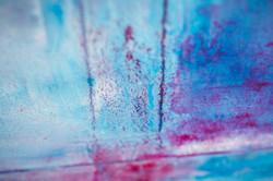 Blauer Horizont - Detailansicht