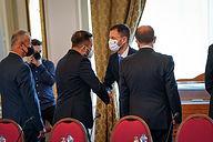 Premiér Heger sa stretol so zástupcami samospráv, chce s nimi diskutovať pravidelnejšie