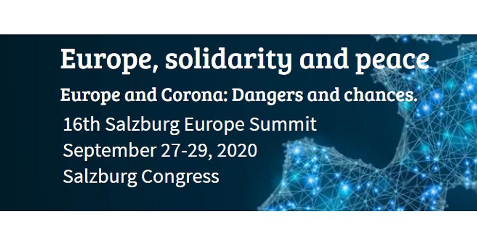 16th Salzburg Europe Summit