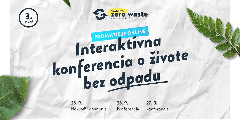 Slovakia Going Zero Waste 2020