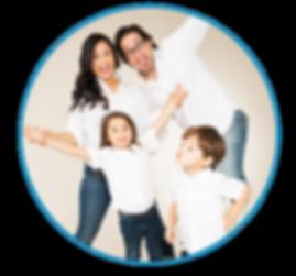 Lucido Family Portrait