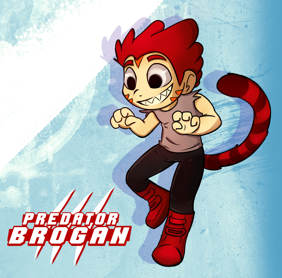 Predator Brogran
