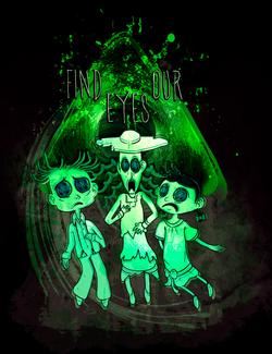 Coraline Ghost Children