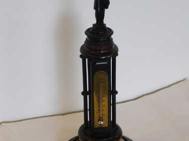 Prince Albert desk thermometer