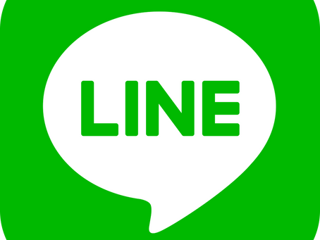 LINE公式アカウントが出来ました!