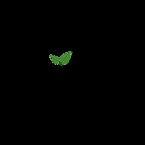 VeggieBekkie ( logo transparant achterka