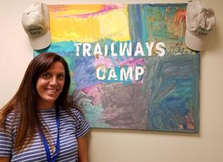 Introducing Anna Mullvain, the Trailways Camp Coordinator