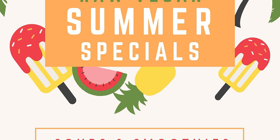 Summer Smoothies & Soups