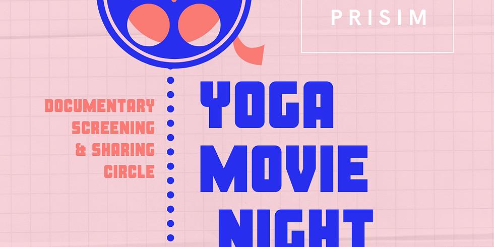 Yoga Movie Night