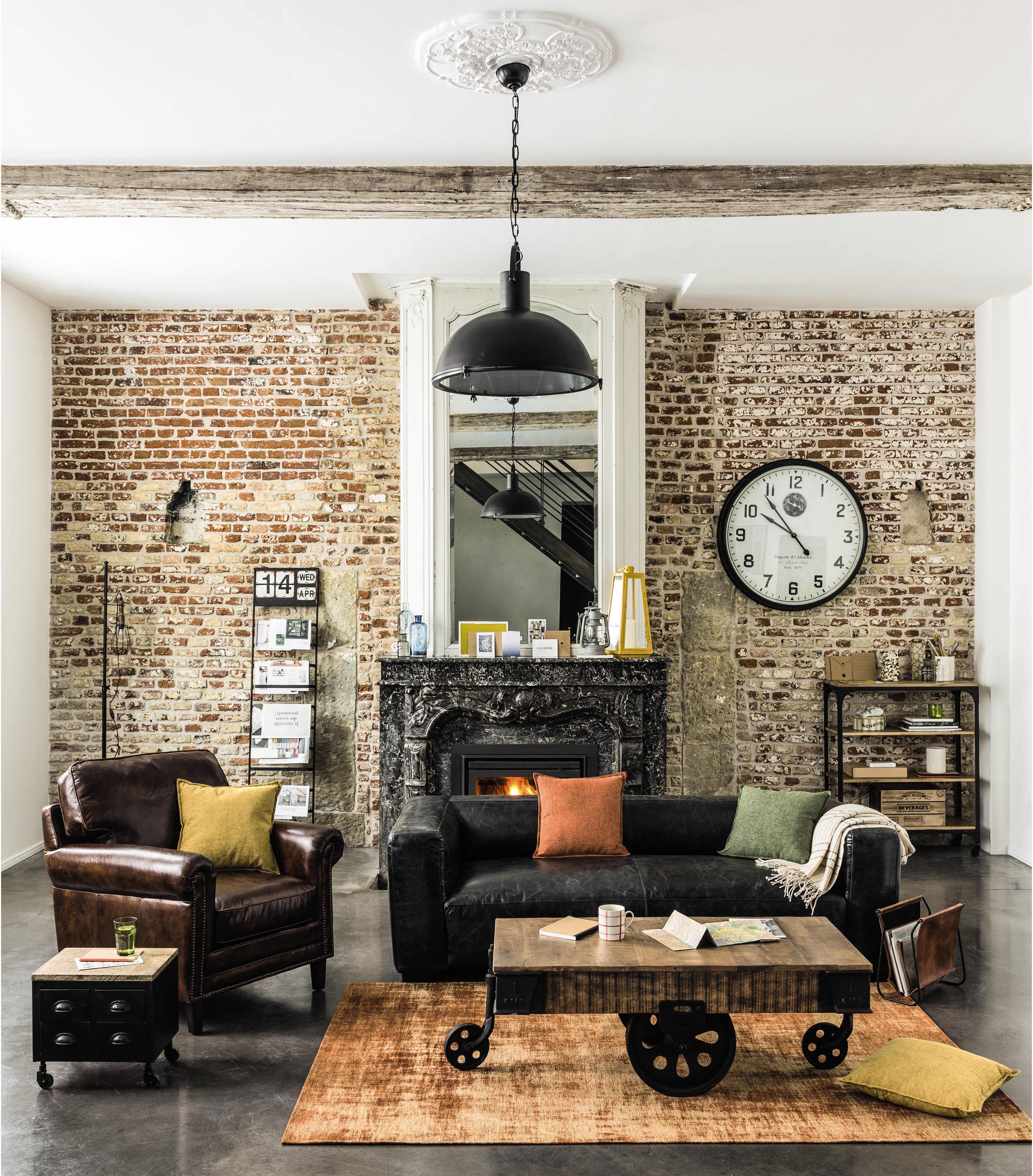 comment transformer votre int rieur en loft industriel partie 2 decoratrice andernos. Black Bedroom Furniture Sets. Home Design Ideas