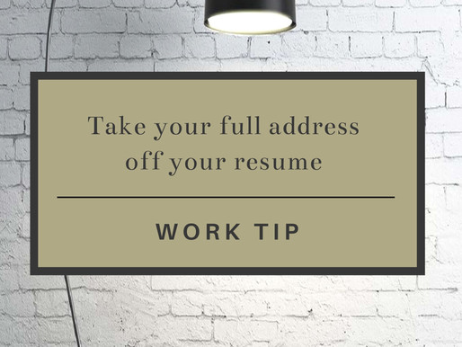 Crystal Oh's Top 5 Resume Tips